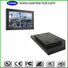 China best touch screen bus 3g download video totem monitor