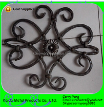 Decorative Metal Gate Parts/Rosettes