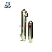 Classic factory price heat exchanger shell and tube