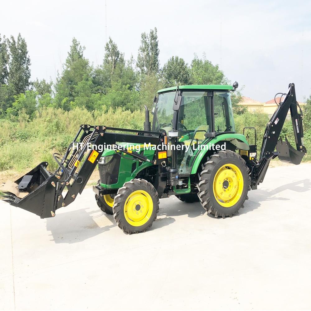2019 New Type Hot Sale Tractor Front End Backhoe Loader