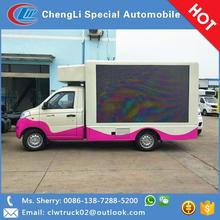 Digital billboard truck mobile LED display, mobile LED video trucks for sale