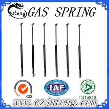 Popular gas shocks lifts with metal ball dustproof sleeve
