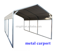 carport canopy/portable morden car shelter/metal carport
