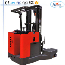 electrical toothbrush garlic machinery 2.5t forklift 4 directional electric forklift 360 degree wheel move