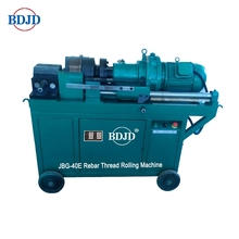 Wire nail thread rolling making machine High strength steel thread rod