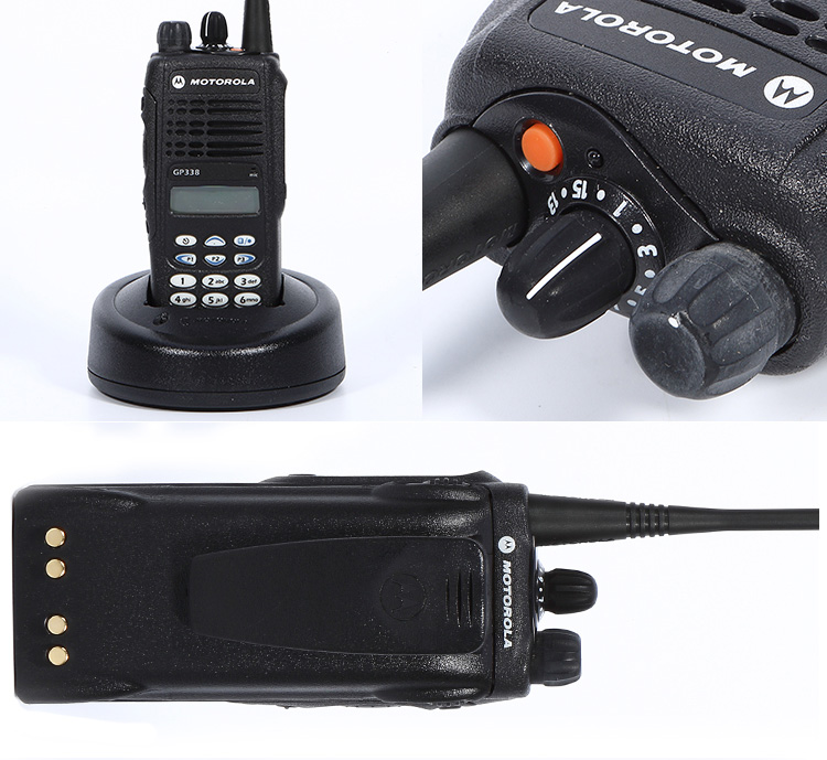 Wireless Good Hot Selling GP338 Explosion-proof two way radio