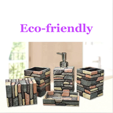 Whole sale ecofriendly cheap bath accessories, bathroom accessory sets