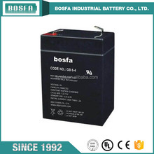 6v 4ah valve regulated lead acid battery 6v4ah agm ups battery