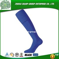 China wholesale merchandise 100% Polyester Customized 2016 newest men football socks