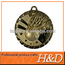 metal basketball/olympic gold medals for sale