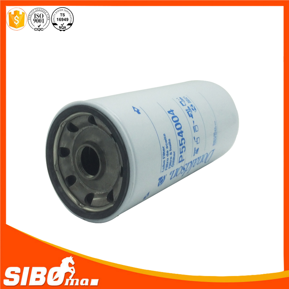 Factory direct price for standard OE design spin-on car oil filter 21707134 4787362 P554004