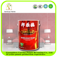 advanced 5 in 1 Green environmental-friendly interior indoor emulsion wall paint