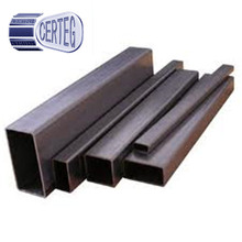 MS HOLLOW SECTION SQUARE/RECTANGLE STEEL TUBE FROM TIAN JIN YUJIE STEEL