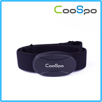 CooSpo Fitness Tracker Bluetooth Heart Rate Belt Chest Strap