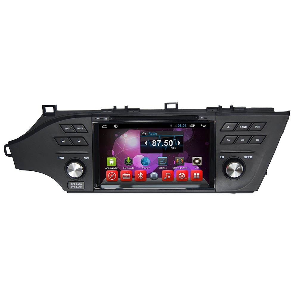 Central multimedia gps toyota Avalon with DVD BT Radio GPS 3G Wifi android OBD Mirror link! Good quality!