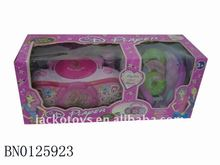 PInk electronic toys,B/O CD player