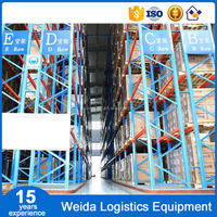 VNA Steel Very Narrow Asile Storage