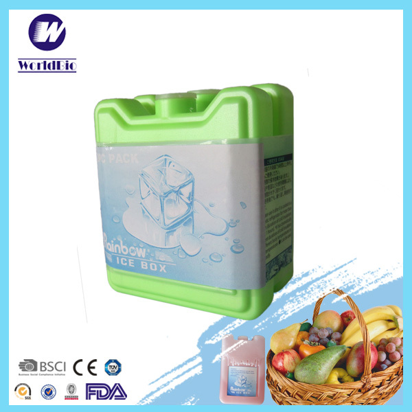 Reusable Gel Ice Pack For Jelly Cold Transportation