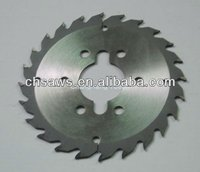 bamboo cutting circular saw blade with sharp point