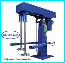 high speed disperser for paint,coating,ink