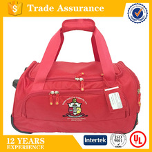 luggage travelling bag,duffel sports bag,wheeled market trolley bag