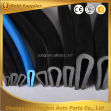 U Channel U Type U Shape Rubber Weather Strip For Car Door