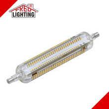 Energy Saving new products smd3014 78mm 5W Silicon Dimmable led R7S light