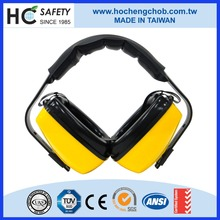 A818 Ho Cheng CE personal prtective equipment sound proof safety ear muffs