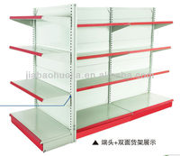 normal and good bearing shelf pvc wobblers