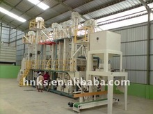 2015good quality combined rice mill machinery/automatic complete set of rice mill with good price