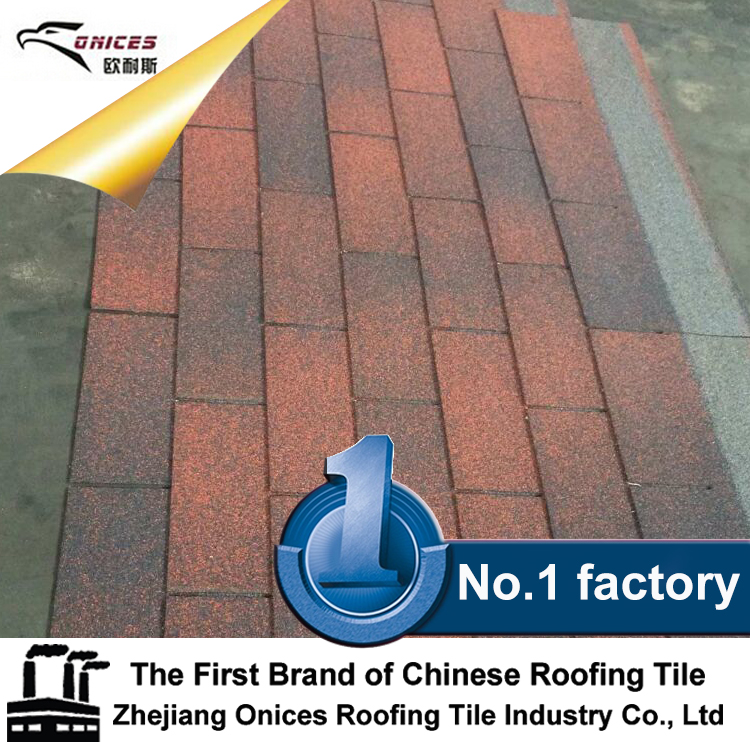 Decorative Self-adhesive Roofing Felt , Wholesale Roofing Shingles Suppliers