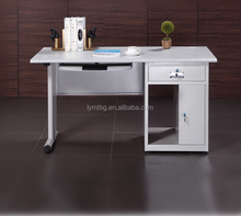 Metal material and Iron type computer desk office desk