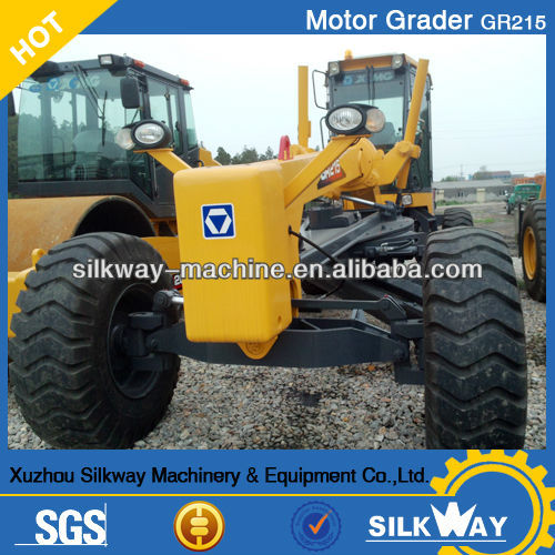 Hot sale NEW XCMG brand 16.5 ton 215HP A/C cab GR215 motor grader