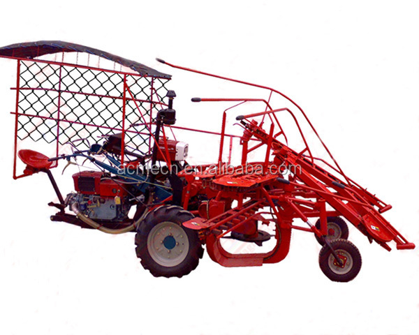 New sugarcane harvester, sugar cane harvest machine