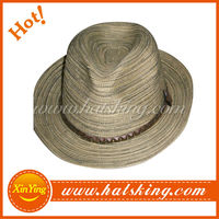 High quality whoelsale fashion custom church hats for sale
