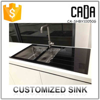 new products 2015 innovative product for homes 304 sus handmade customized size italian kitchen sink