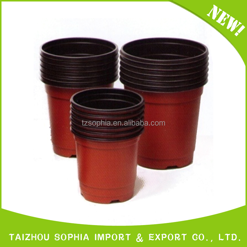 Wholesale Cheap Plastic Flower Nursery Pots,Top Quality Flower Nursery