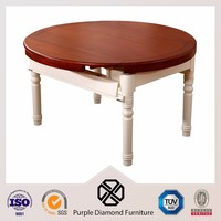 High quality multifunctional round dinner table on sale