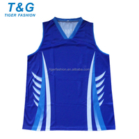 2015 new design OEM basketball uniform for man