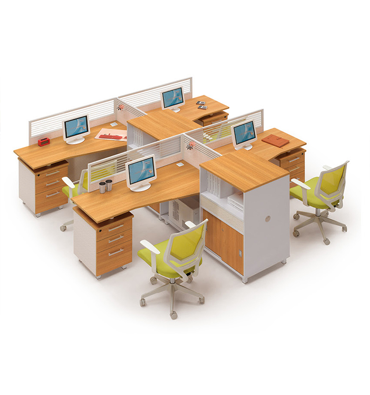 Wood Office Cubicles ~ Solid wood office furniture wooden cubicle buy