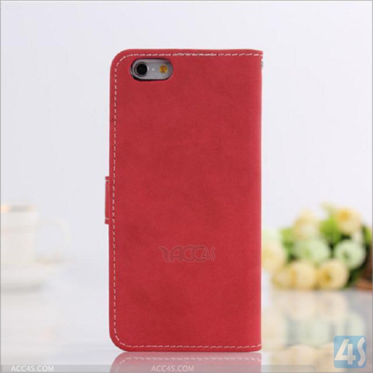 2014 cell phone case for iphone 6 plus,pure leather case for iphone 6plus,for iphone 6 plus case