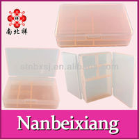Transparent Plastic Pill Case
