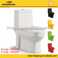Hot Sale Sanitary Ware One Piece WC/Ceramic Wash Down Toilet Bowl /Floor Mounted Greavity Flush Toilet Water Closet Price2340