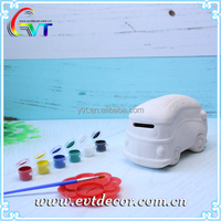 New product ceramic toy with dog design China factory