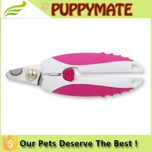 Professional cheap grooming puppy stainless steel abs pet dog cute nail clipper for sale