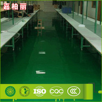 2014 hot sell building epoxy resin paint china concrete floor varnish