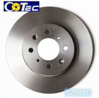 LW10218 brake disc rear brakes