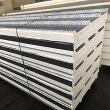 price of polyurethane per kg lightweight construction materials freezer foam insulation sandwich panel for cool storage room