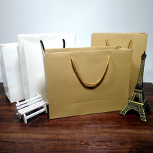 Reusable Shopping Kraft Paper Tote bag