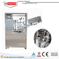 Full Automatic Tube Filling Sealing Machine for Paste and Liquid